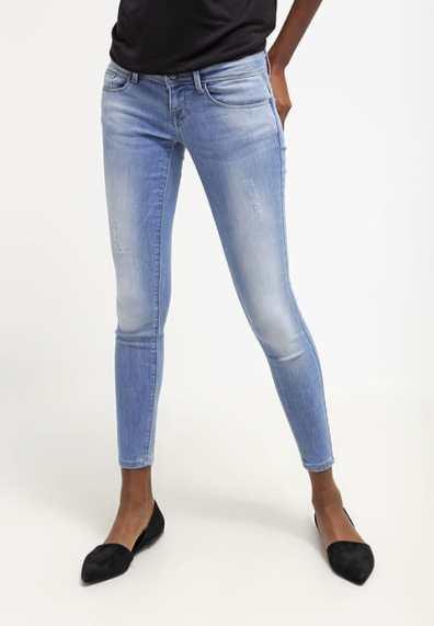 Skinny jeans dames