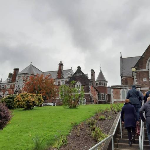 Das Griffith College in Cork