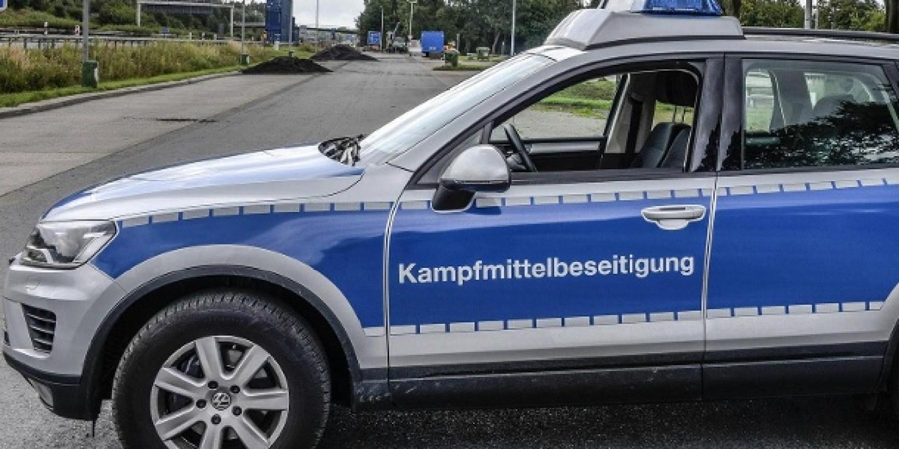 Blindgänger Bremer Platz: Evakuierung eingeleitet