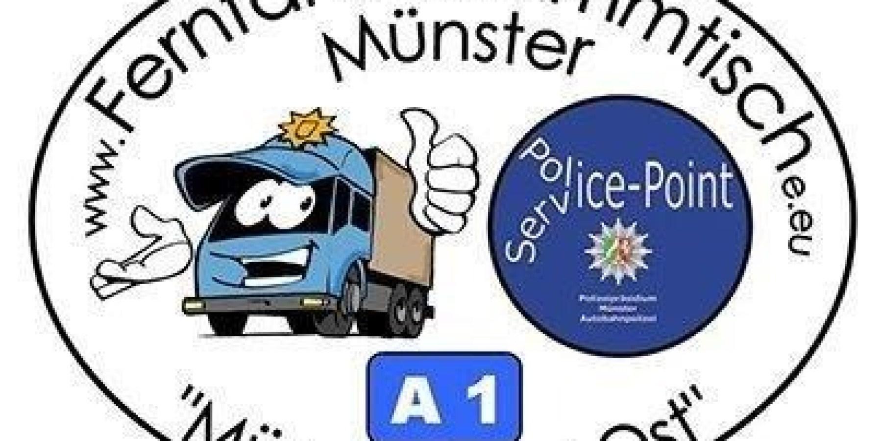 Polizei-Fernfahrerstammtisch abgesagt
