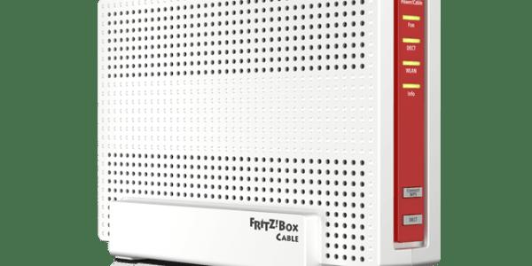 FRITZ!Box 6591 Cable für DOCSIS 3.1 ab sofort im Handel erhältlich