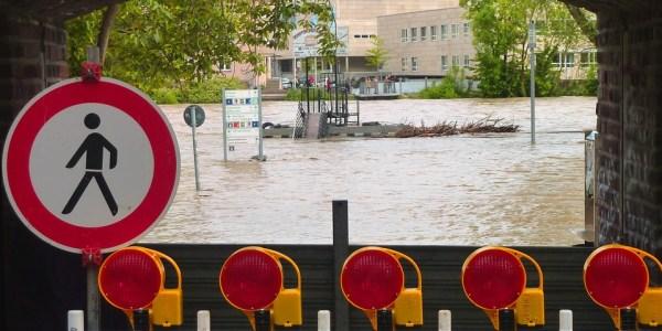 Nach Wasserschaden: Sporthalle Roxel wieder geöffnet