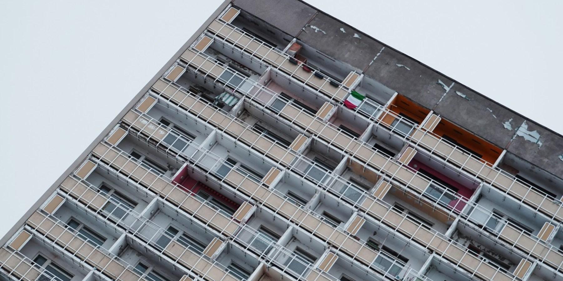 Wohnraum für Menschen mit geringeren Einkommen