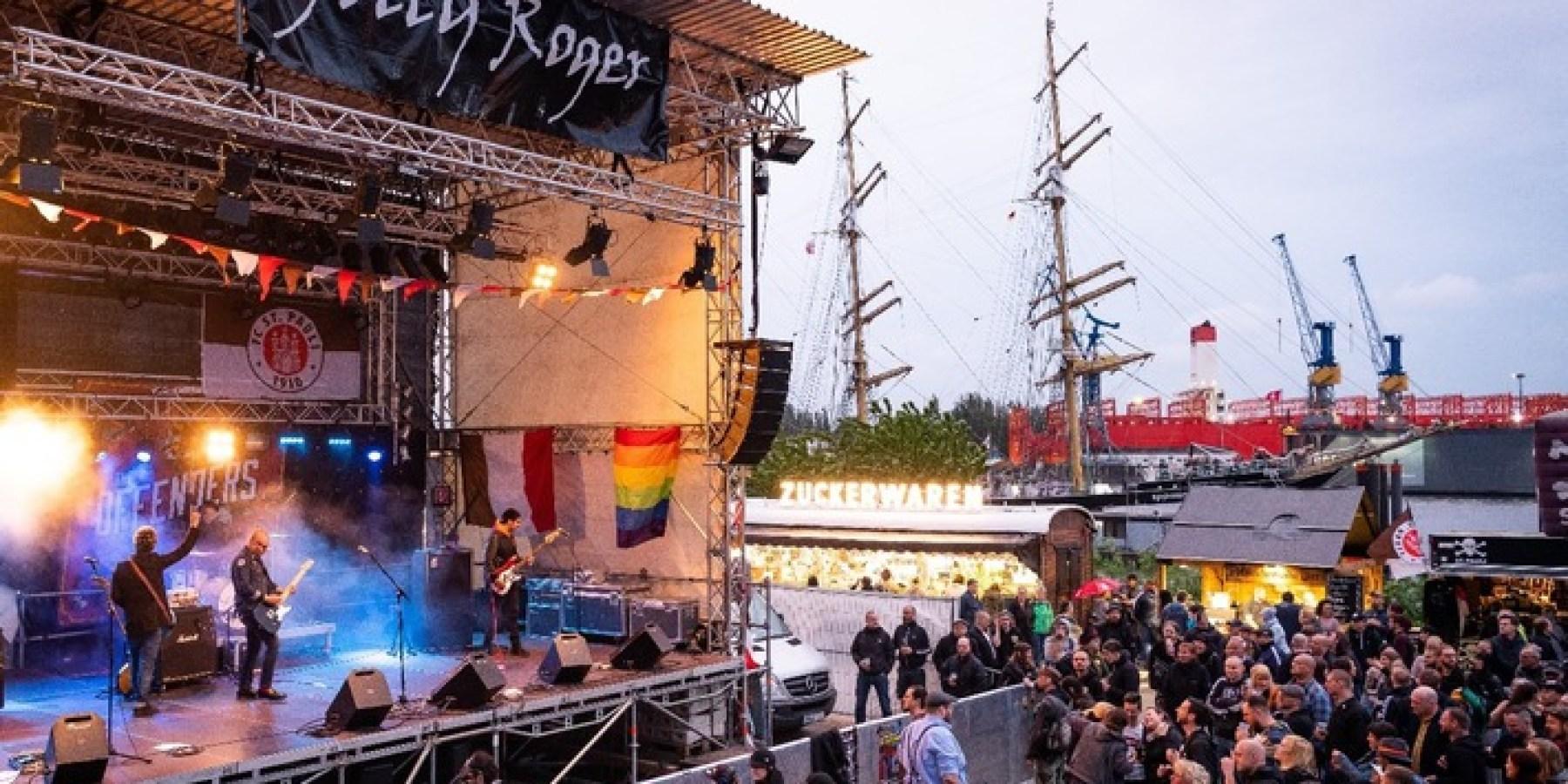 Hafengeburtstag Hamburg – Vielfältiges Musikprogramm auf zwölf Bühnen