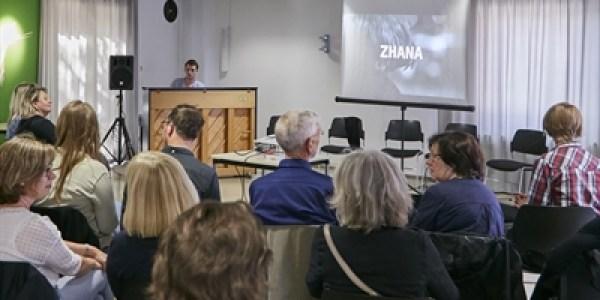 """""""Zhana"""" fordert Würde für Straßenprostituierte ein"""