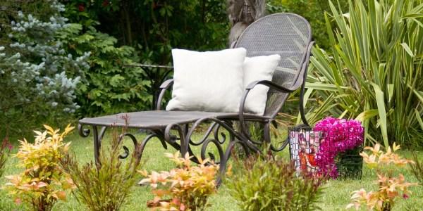 Gartenmöbel aus Kleingarten gestohlen