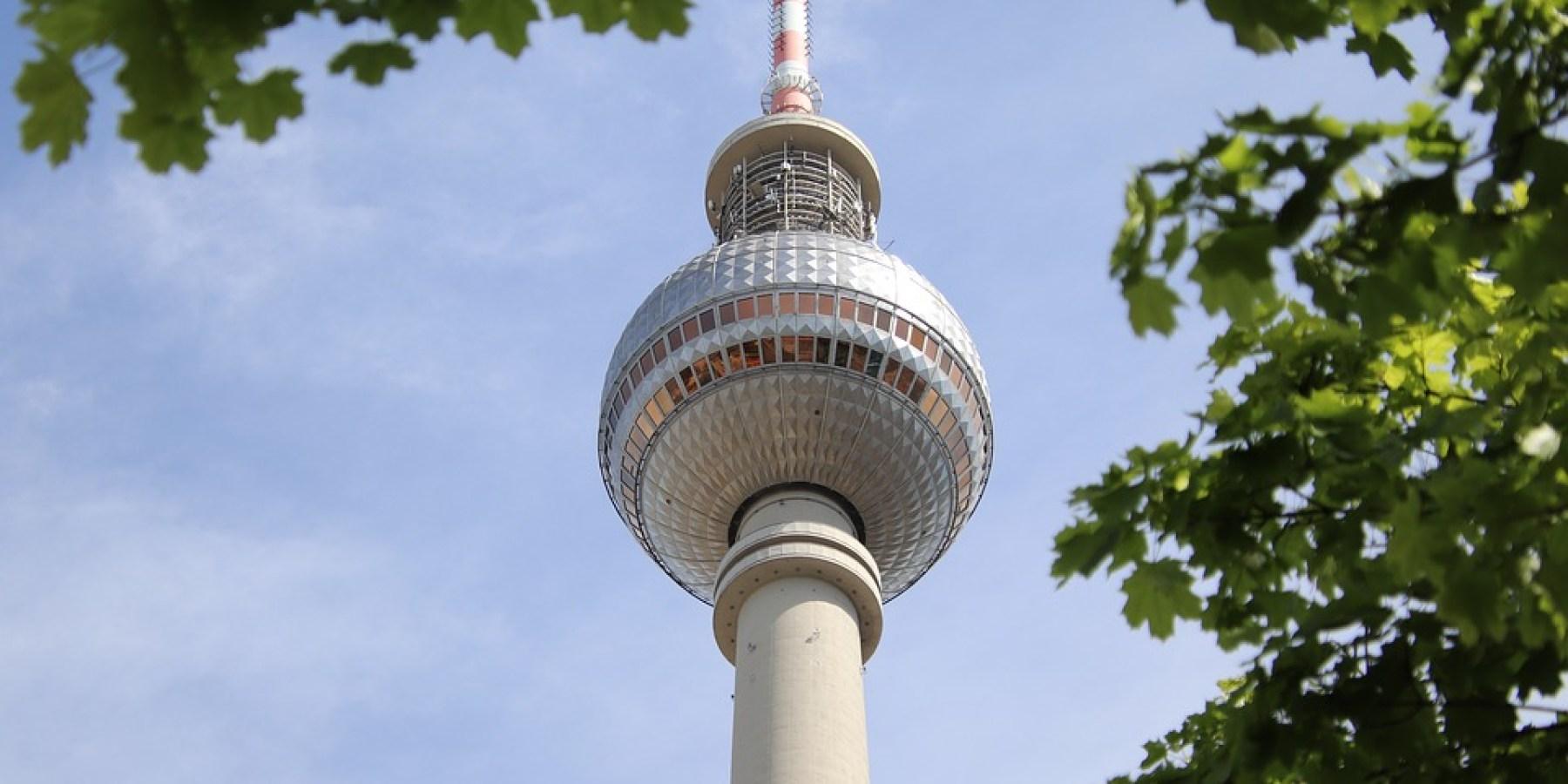 Funkturm schließt für Besucher bis zum 16. September