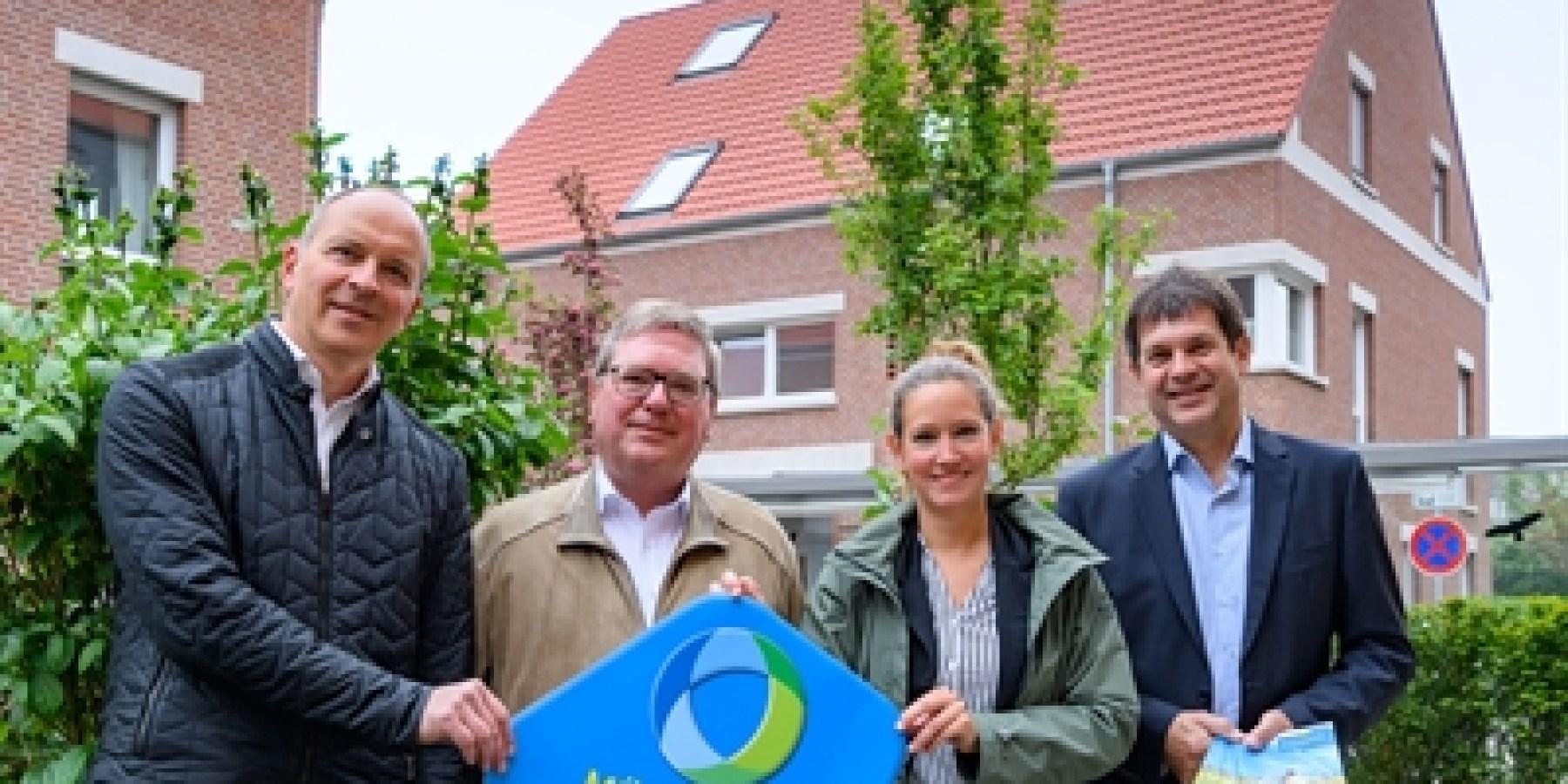 Vorbildlicher energetischer Neubaustandard für Mehrfamilienhäuser