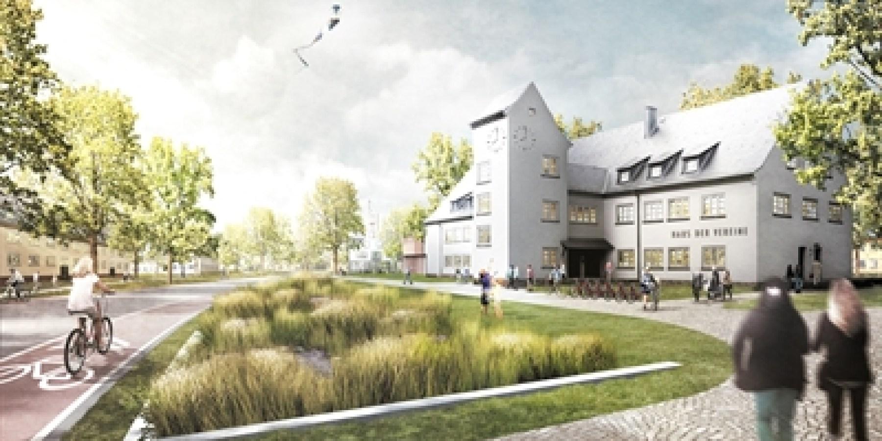 York und Oxford: Bagger im Einsatz für Rückbau und Sanierungsarbeiten