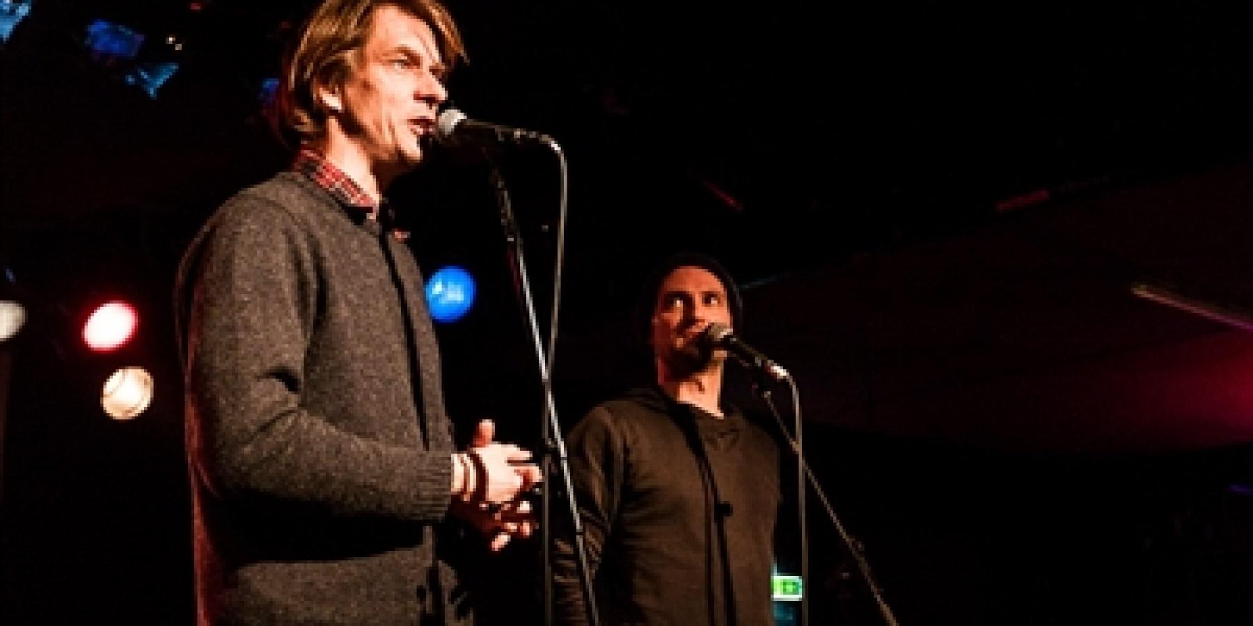 """""""Best of Poetry Slam"""" im Schlossgarten"""