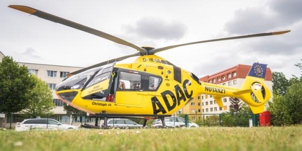 """""""Christoph 46"""" fliegt im ersten Halbjahr 648 Rettungseinsätze"""