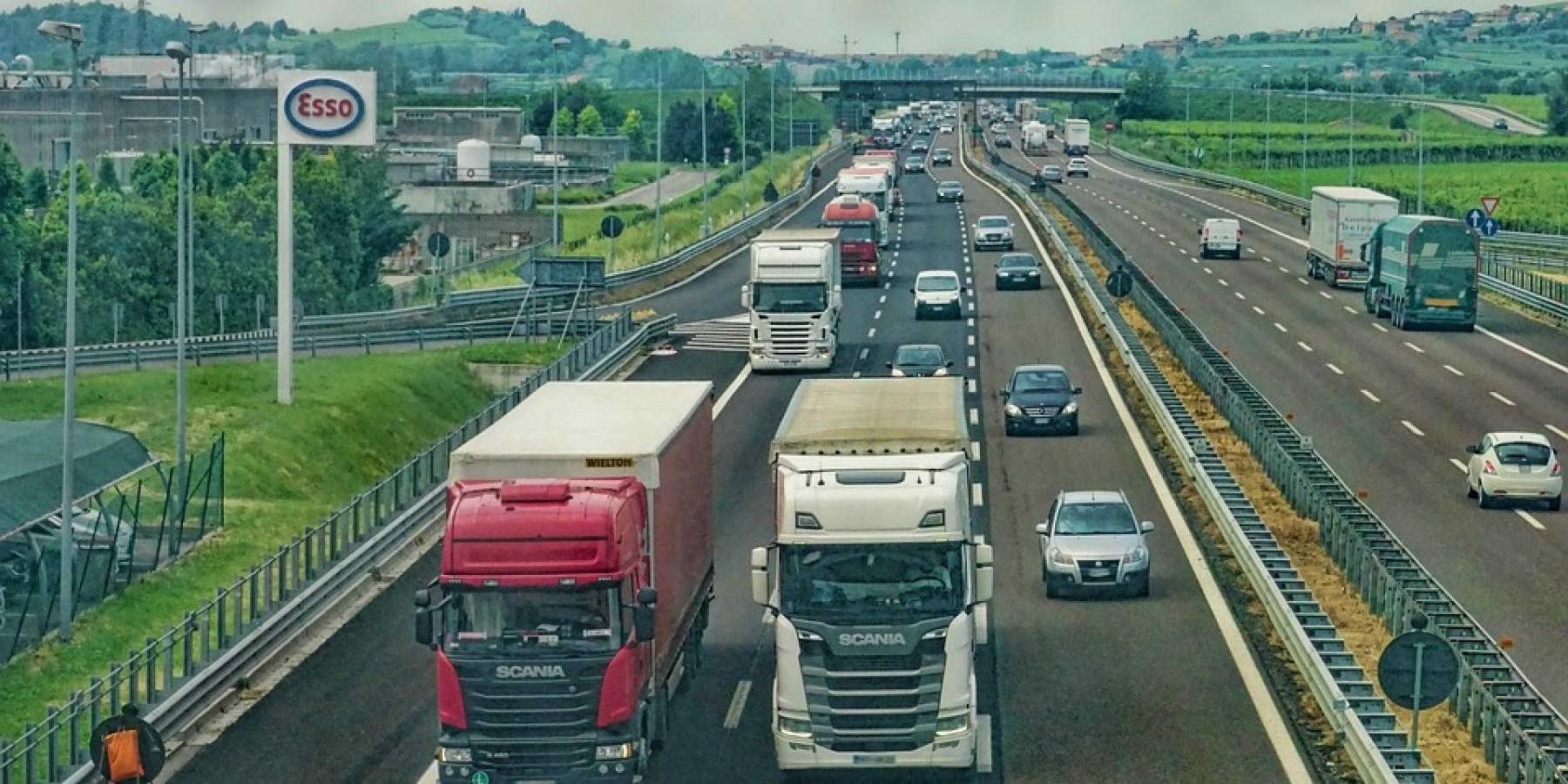 Transporter muss Zwangspause einlegen – Fahrer unter Kokaineinfluß