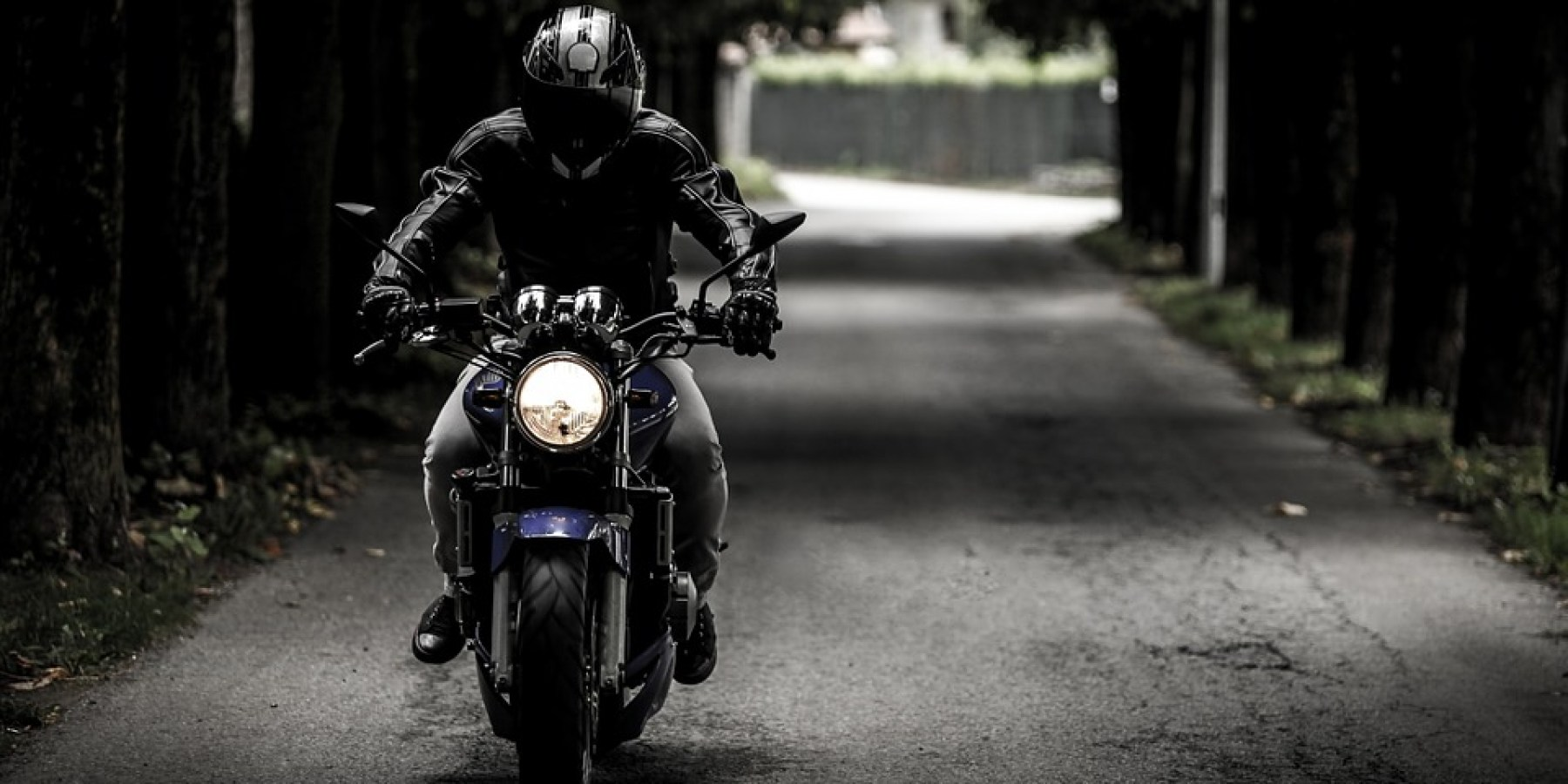 Motorradfahrer mit 121 Km/h auf dem Alten Mühlenweg