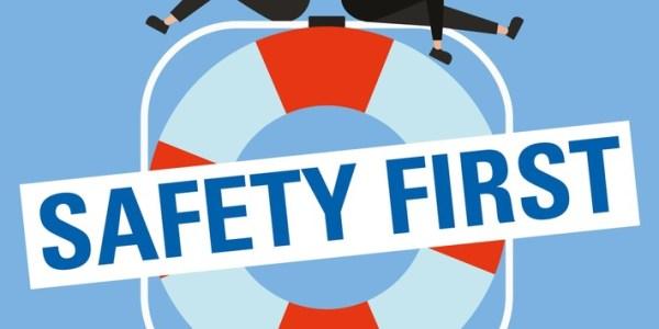 Podcast Safety First gestartet