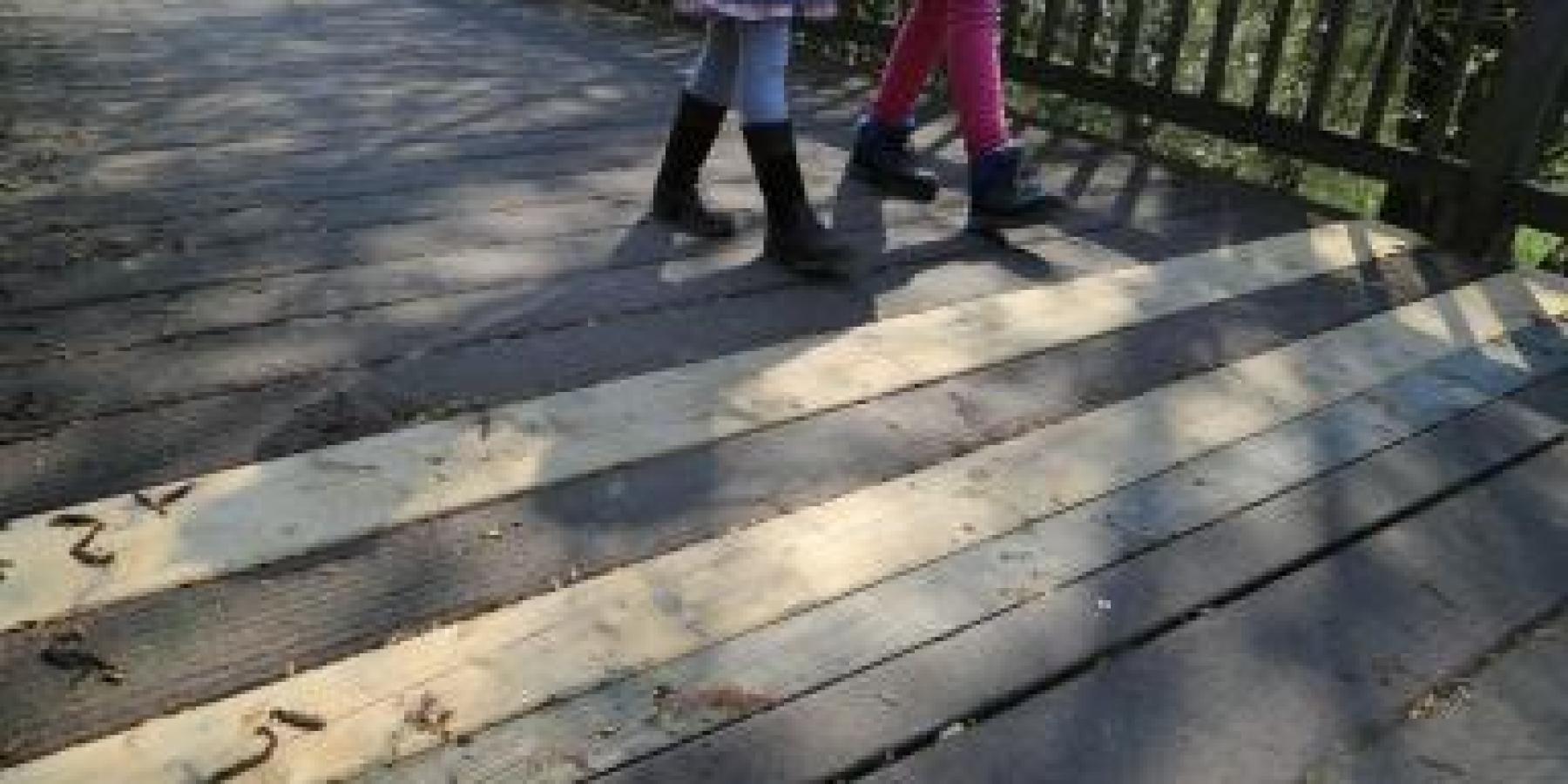 "Wersebrücke ""Zur Haskenau"" gesperrt"