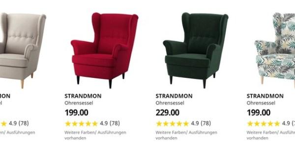 IKEA Deutschland führt Produktbewertung im Onlineshop ein