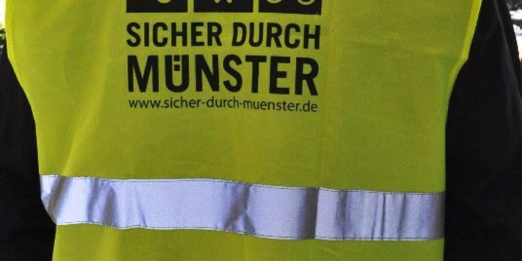 Sicher durch Münster in der dunklen Jahreszeit