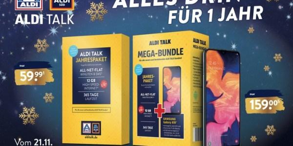 ALDI führt neues Prepaid-Aktionsprodukt ein