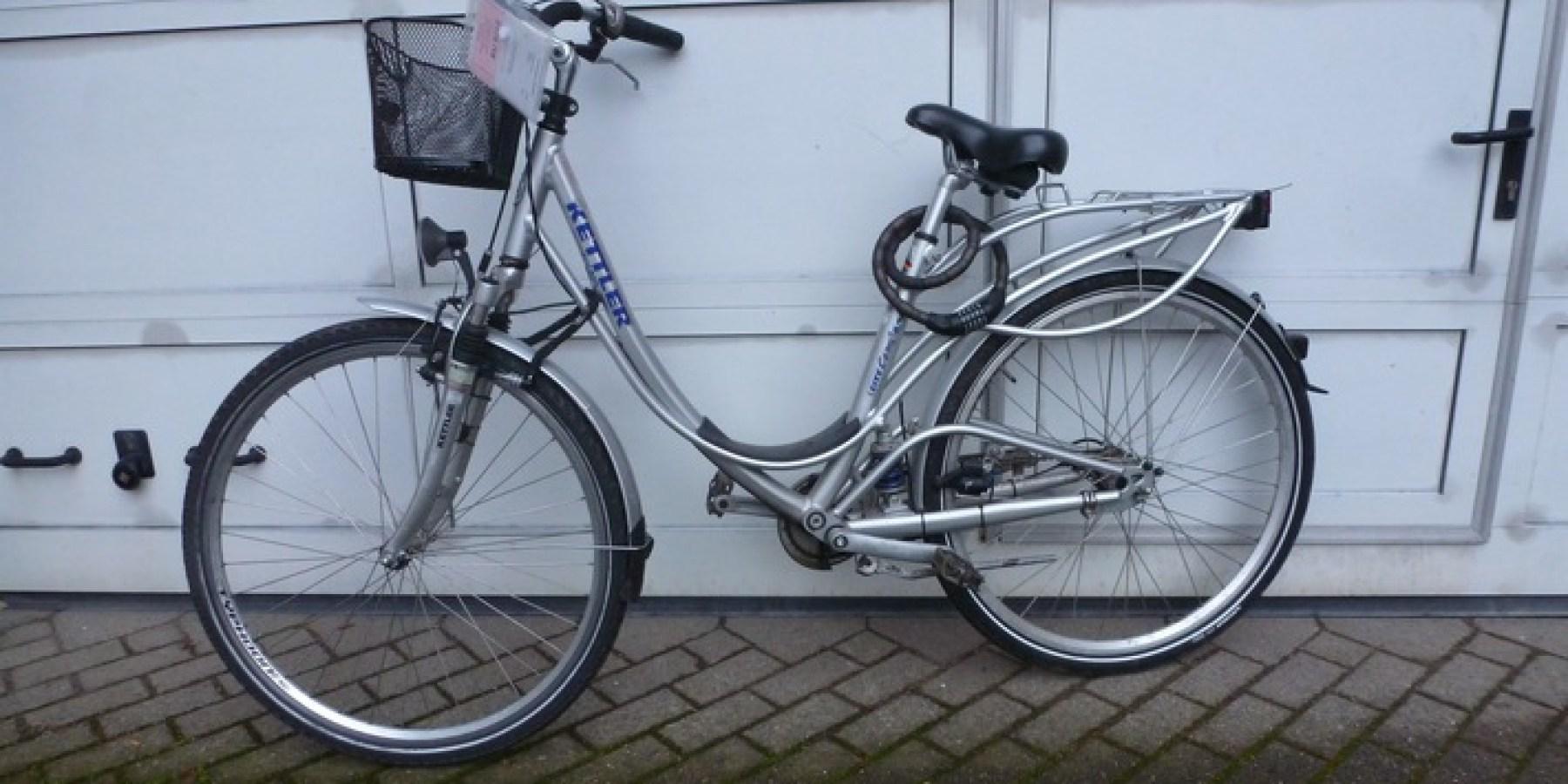 Polizei sucht Fahrradeigentümer