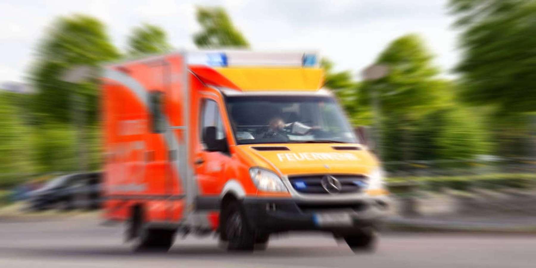 9 Jähriger Junge bei Unfall schwer verletzt