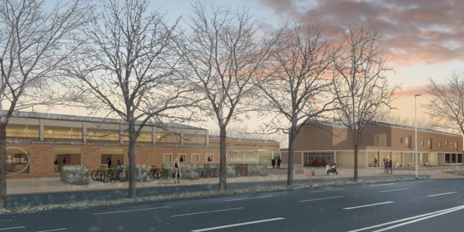 Neue Perspektiven für die ehemalige Wartburg-Hauptschule in Sentrup