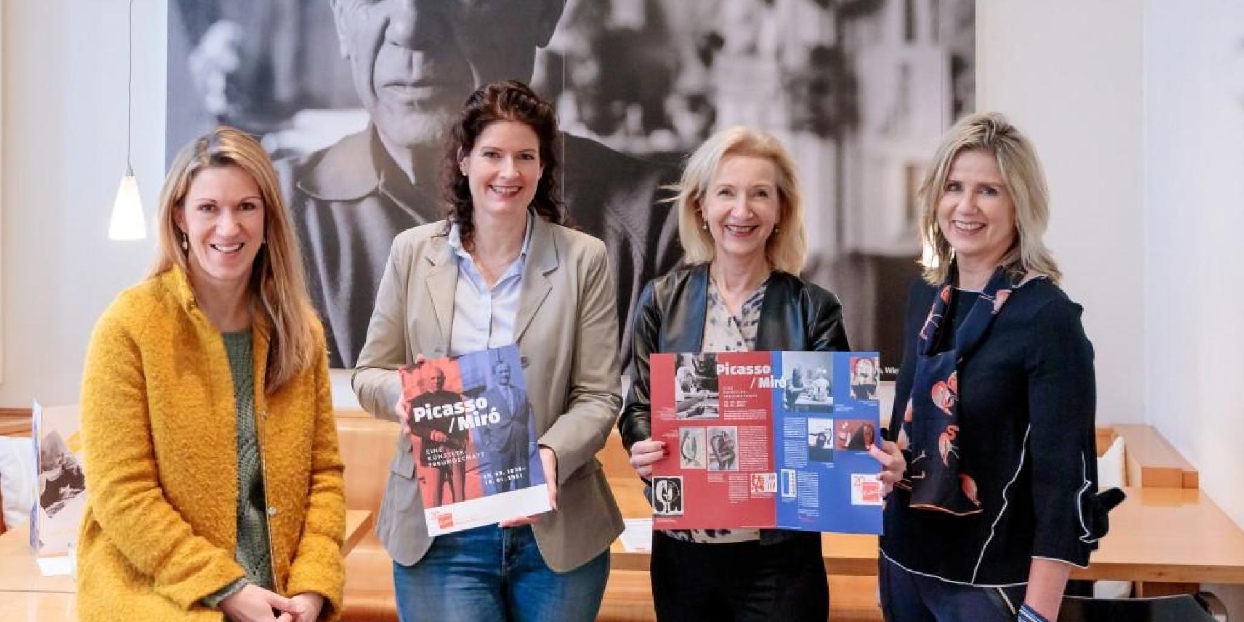 Picasso lädt zur Reise nach Münster ein