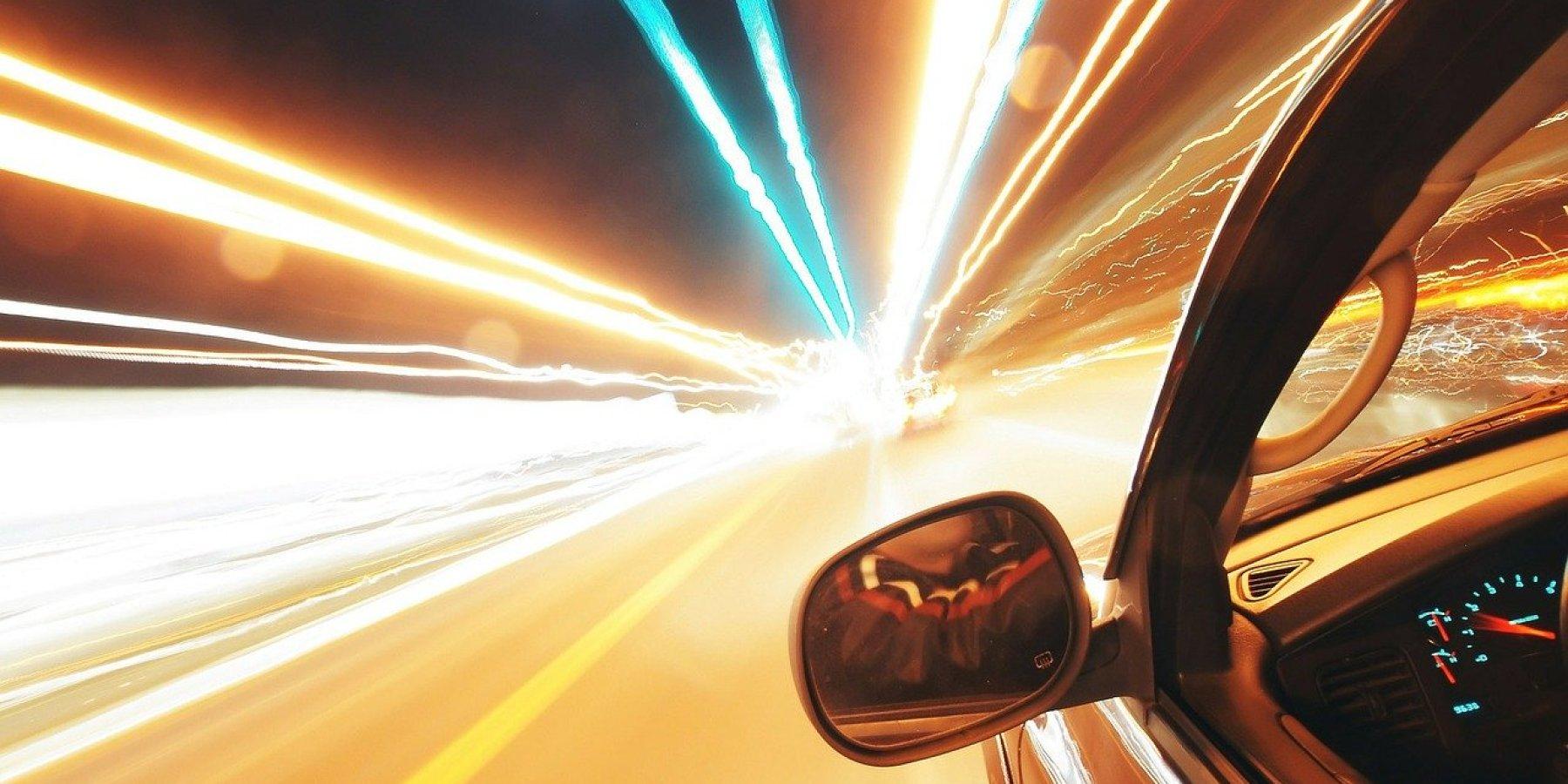 Beleuchtung verändert und unter Drogeneinfluss und ohne Führerschein unterwegs