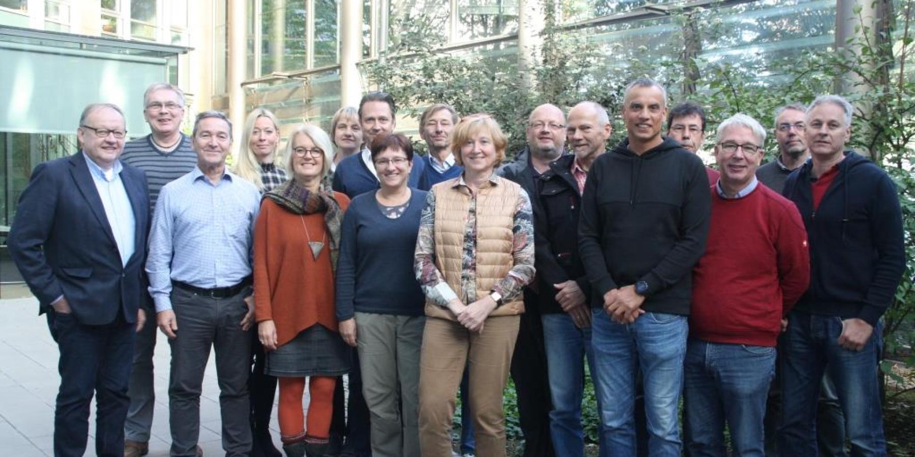Zehn Jahre Schimmelnetzwerk Münster