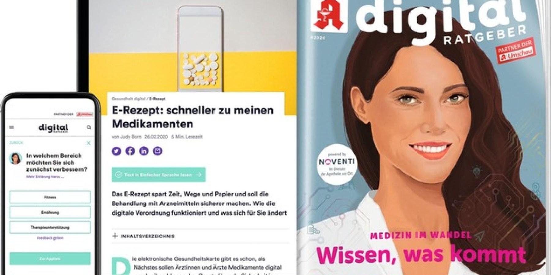 Wort & Bild Verlag launcht neue Medienmarke Digital Ratgeber