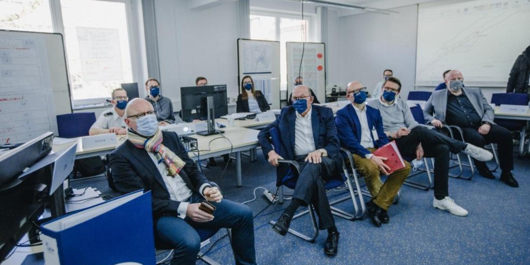 Bekämpfung der SARS-CoV-2-Pandemie: Vorstufe zum Virtuellen Krankenhaus NRW startet in Münster und Aachen