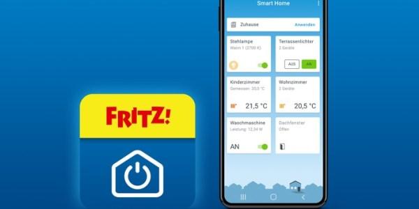 FRITZ!App Smart Home ab sofort verfügbar AVM veröffentlicht neue App