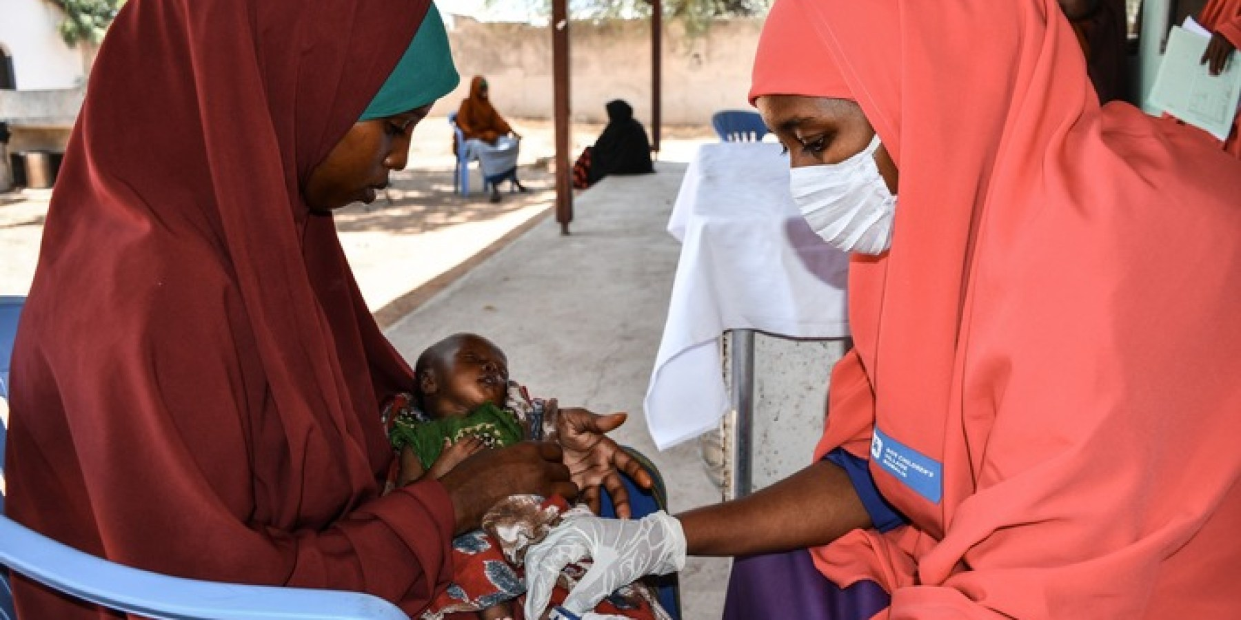 Kinderlähmung, Malaria und HIV könnten wieder zunehmen – Zusammenbruch der Gesundheitssysteme armer Länder