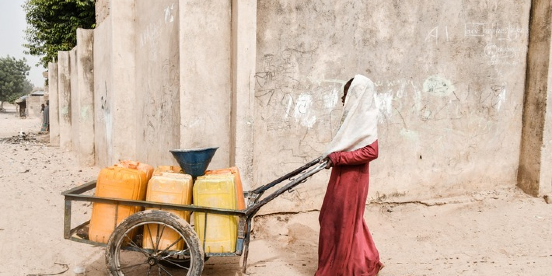 In Nigeria eskaliert die sexuelle Gewalt durch Corona-Maßnahmen