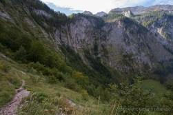 Röthwand ohne Wasserfall
