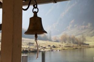 Glocke am Steg bei Salet