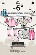 Die richtige Kleidung für´s Kind