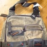 Crossover Canvas Bag