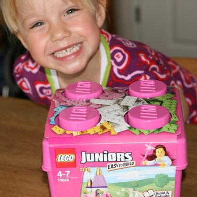 Osterverlosungswoche Teil 5: LEGO Juniors – Easy to Build