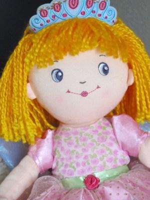 Die doppelte Prinzessin Lillifee…