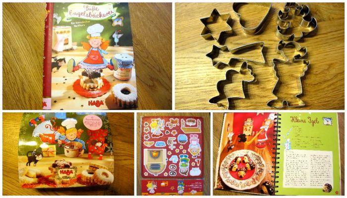 Himmlische Weihnachtsbäckerei und Verlosung mit HABA