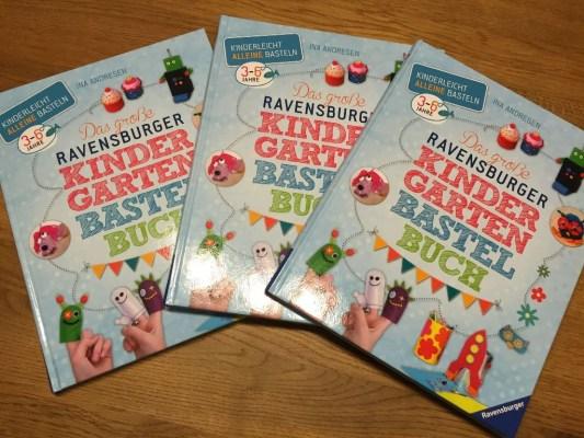 Mein Buchtipp: Das große Ravensburger Kindergarten Bastelbuch
