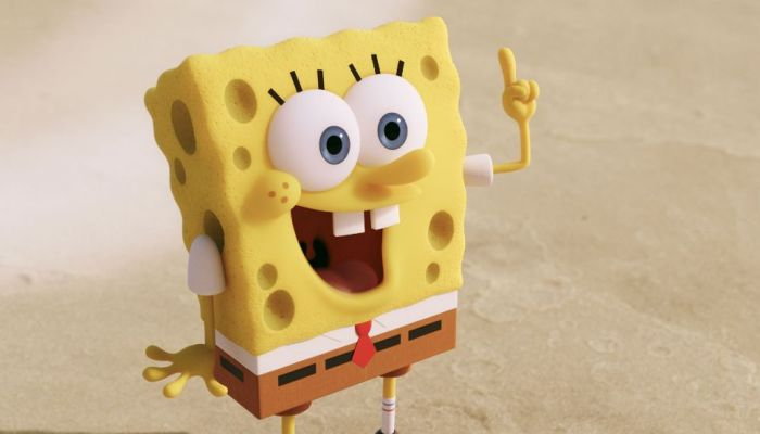 DVD Tipp: SpongeBob Schwammkopf: Schwamm aus dem Wasser