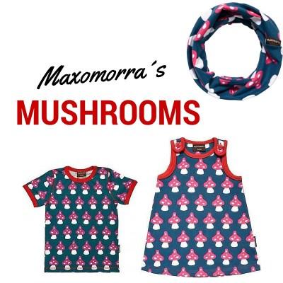 Mushrooms Maxomorra