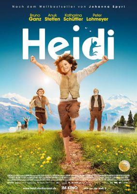 HEIDI Filmplakat