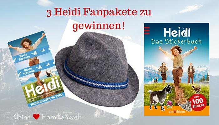 Eine Lola für HEIDI – wir gratulieren zum Deutschen Filmpreis!