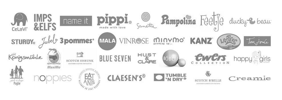 Mit diesen Marken arbeitet KINDHOCHDREI