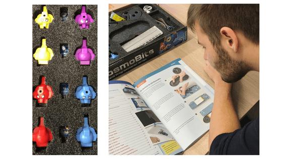 KosmoBits - Zusammenbau
