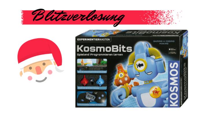 KosmoBits Experimentierkasten – vom Zocken zum Programmieren!