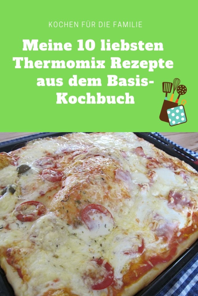 Pinterest Pin Thermomix Rezepte