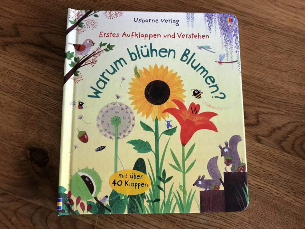 Warum blühen Blumen? Usborne Verlag